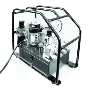 Revolution A2H Hydraulic Torque Wrench Pump | Alltite, Inc